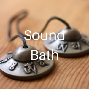 Sound Bath for groups of 2 or more