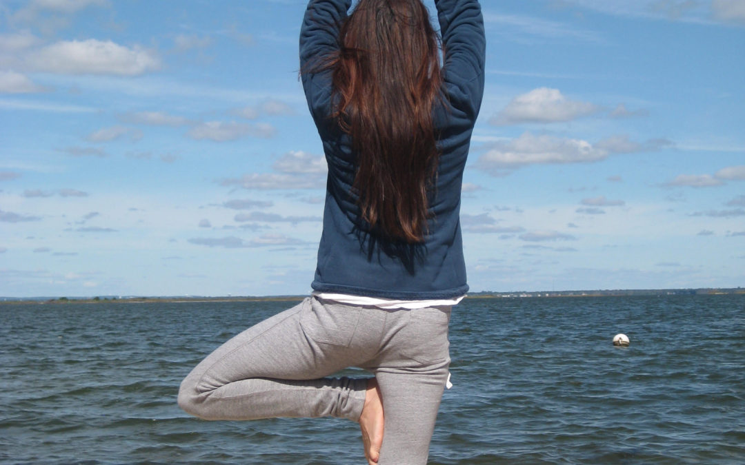 Yoga Blog— Tree Pose!
